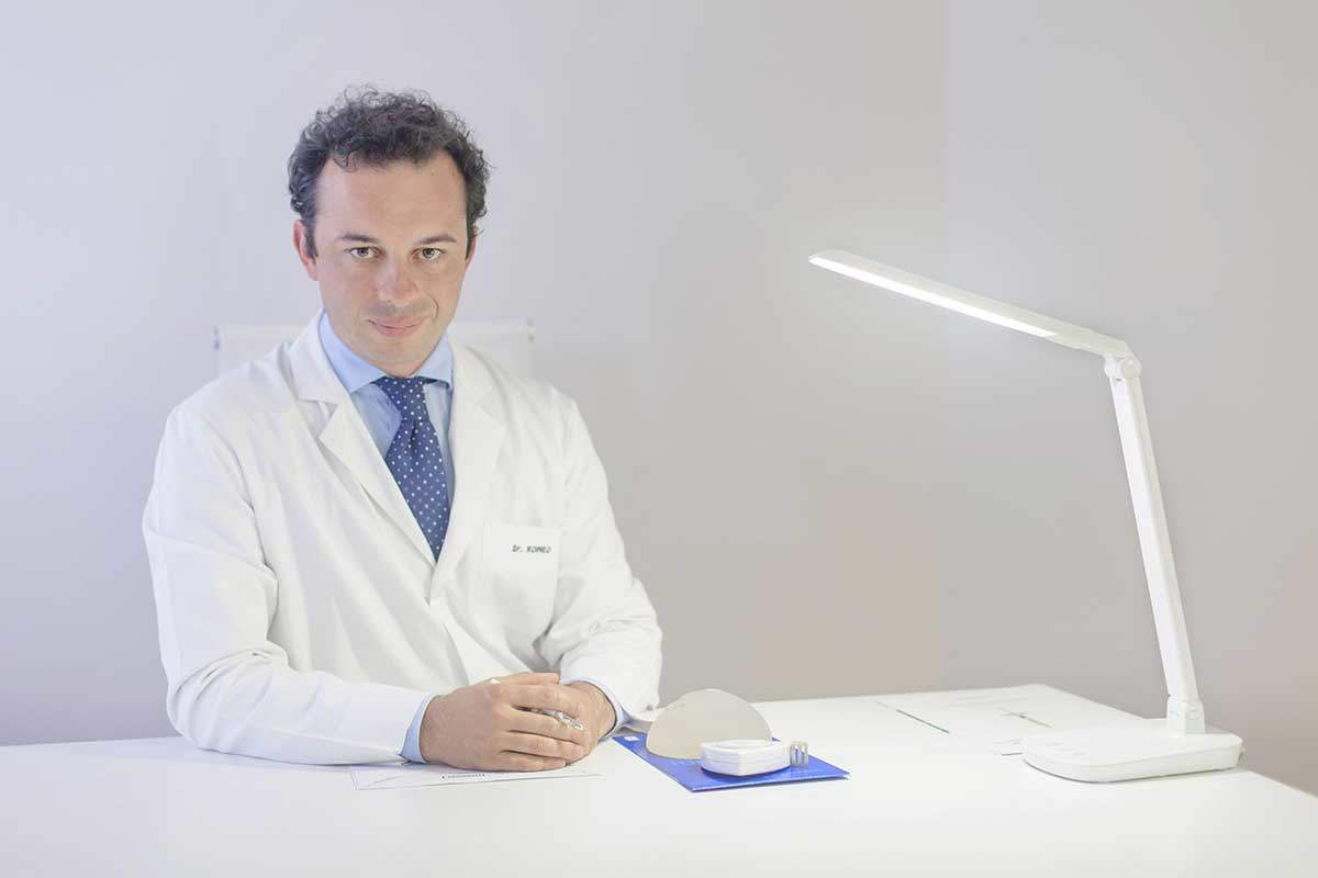 Doctor Marco Romeo