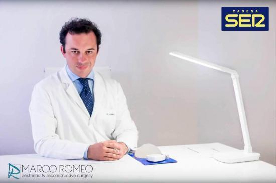 Entrevista Liposuccion Cadena SER - Dr Marco Romeo