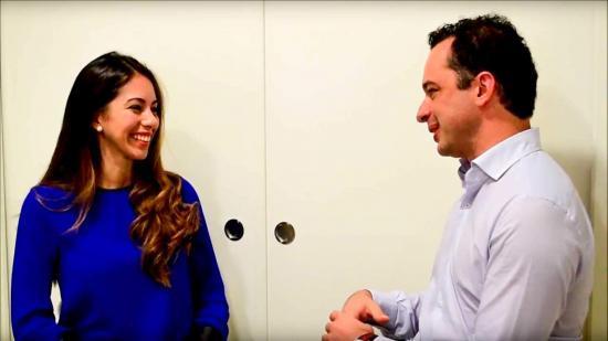 Aumento Mamario Entrevista a Carmen - Dr Marco Romeo