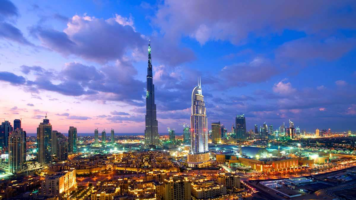 Dubai - Dr Marco Romeo
