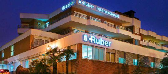Clínica Ruber Internacional - Dr Marco Romeo