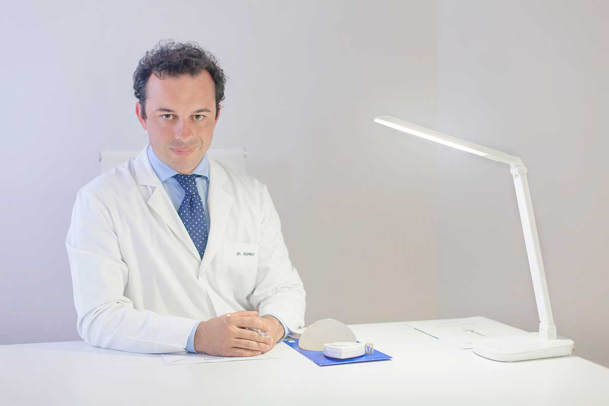 Dr Marco Romeo - Situación Pandémica